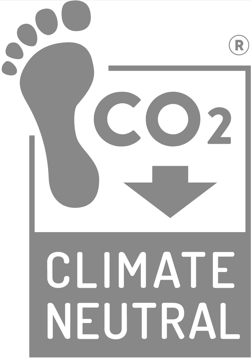 Co2 climate neutral Logo